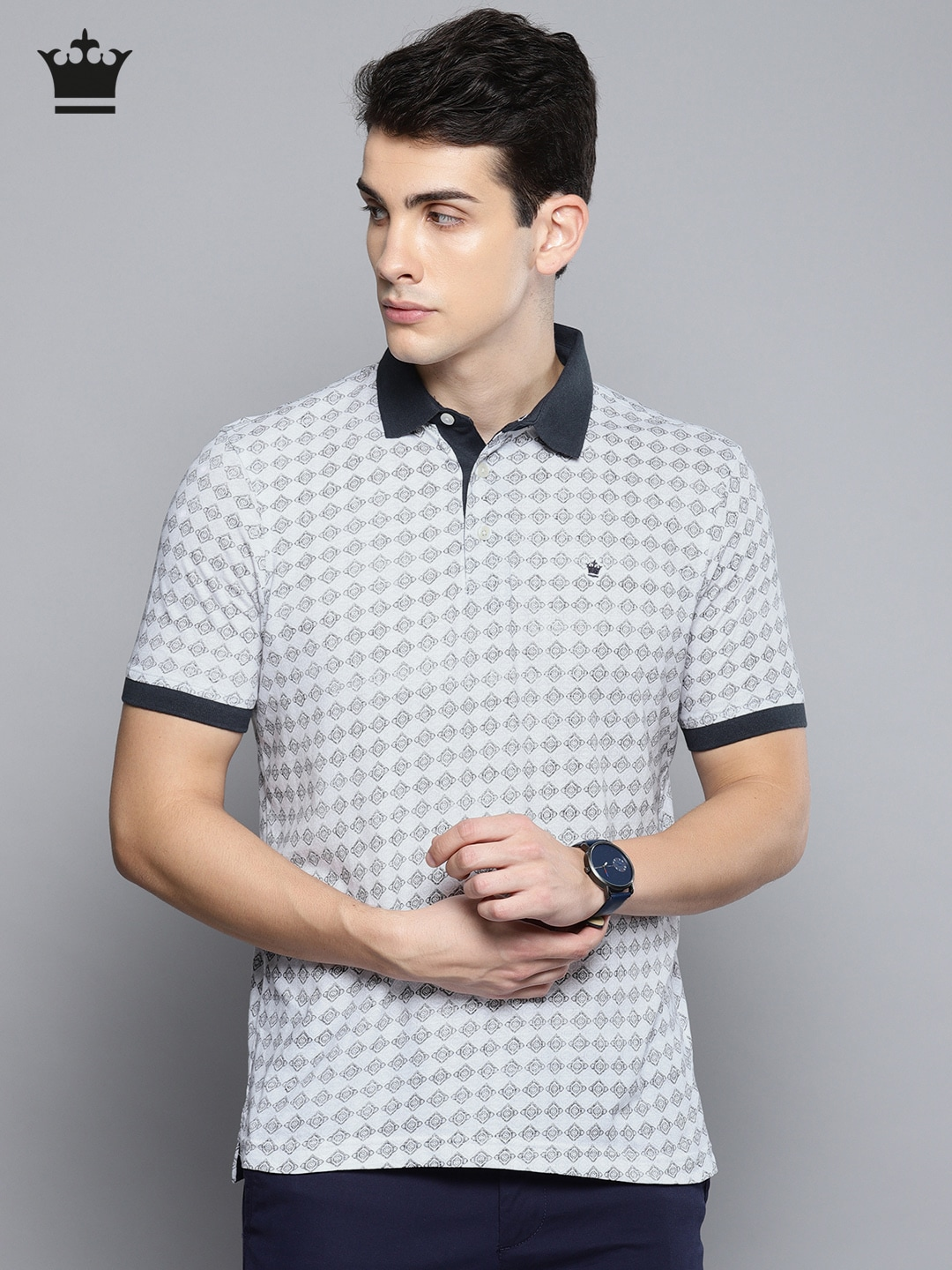 e2be89db90 Louis Philippe Tshirts - Buy Louis Philippe Tshirts online in India