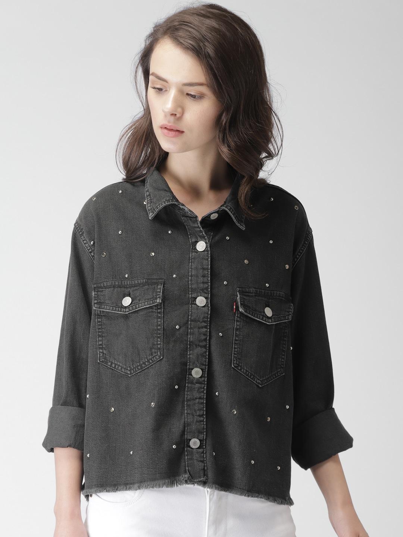876ac428 Levis Shirts Women - Buy Levis Shirts Women online in India