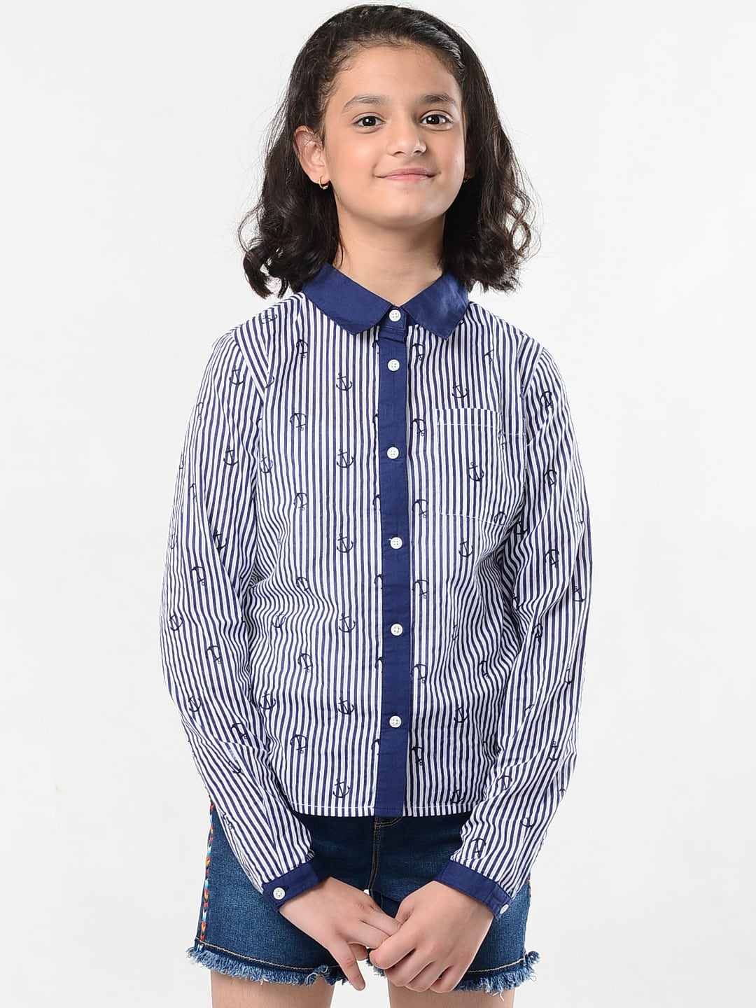Shirts For Girls Buy Girl Shirt Online In India Myntra
