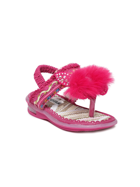 fedc8ceea5bf3 Girls Sandals - Buy Sandal for Girls Online In India