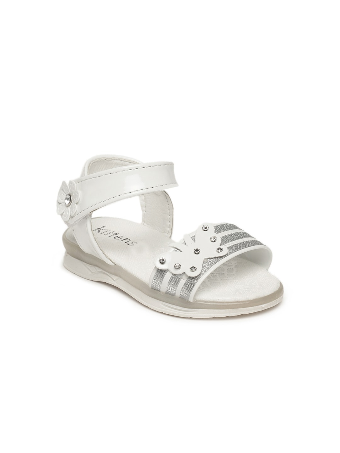 beca3592d57245 White Sandals - Buy White Sandals Online in India