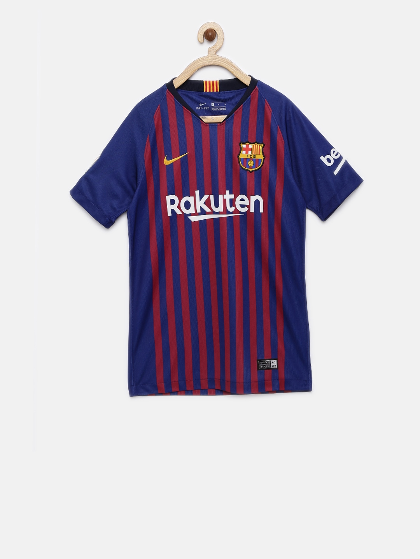 780e08cd00b Fc Fcb Jersey Tshirt S - Buy Fc Fcb Jersey Tshirt S online in India