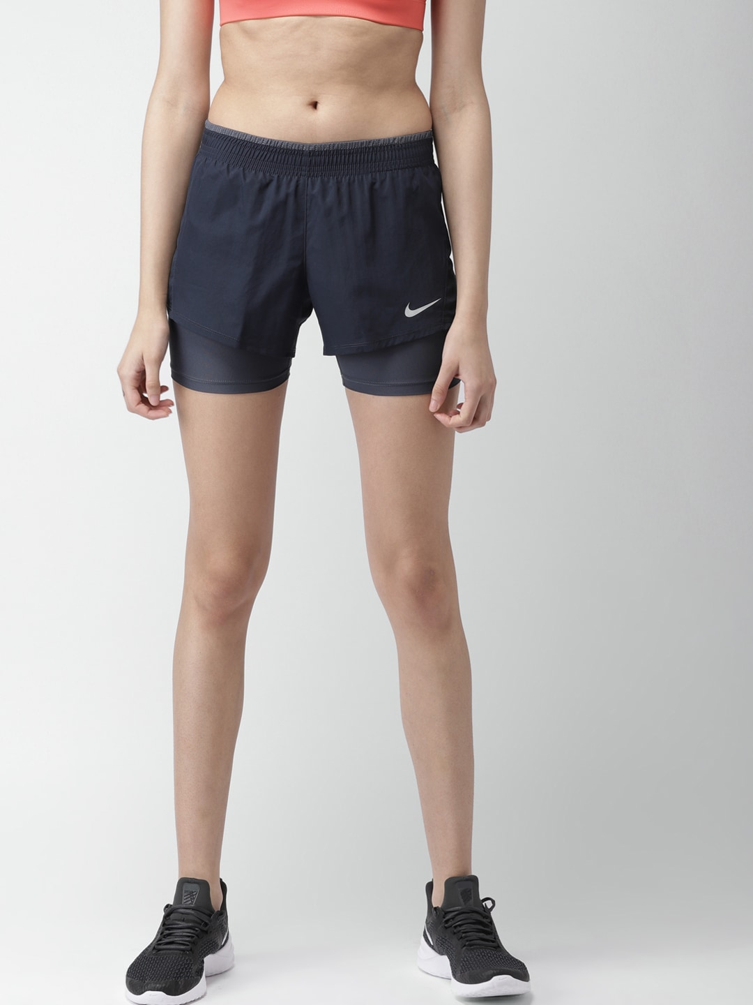 f24af713d Women Nike Shorts - Buy Women Nike Shorts online in India