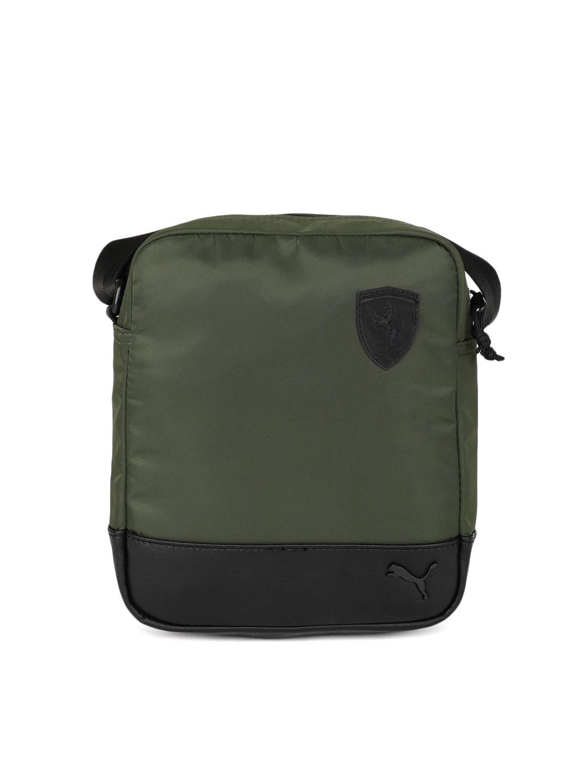 Puma For Men Sling Bags Messenger - Buy Puma For Men Sling Bags Messenger  online in India 2d14593ae729d