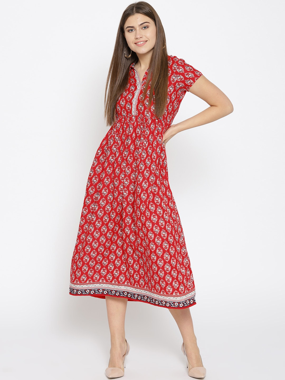 Red Dress - Buy Trendy Red Colour Dresses Online in India  96107b87a