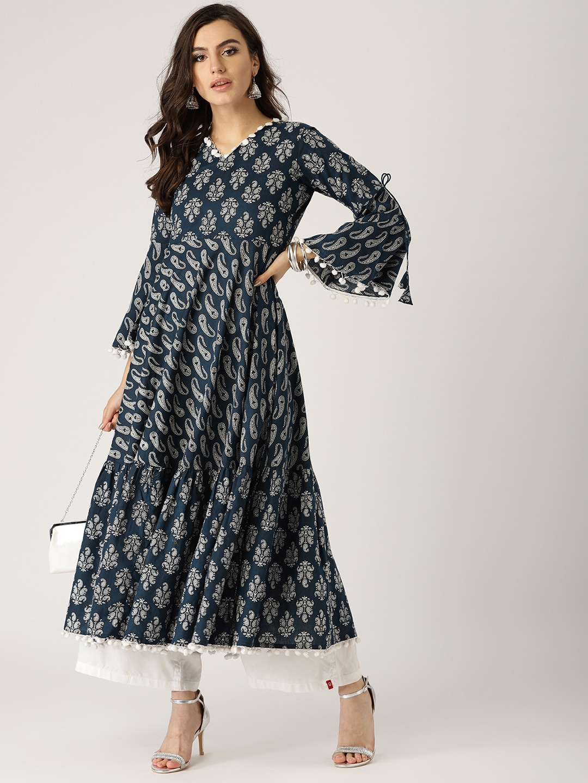 ef27596b18d Anarkali Dress Online Shopping Jabong