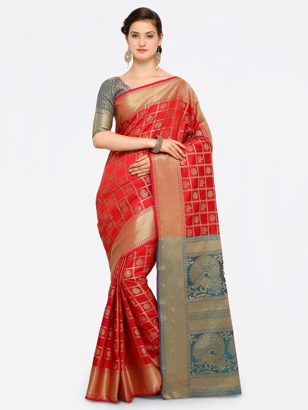 7e394633fe3d6 Silk Sarees Kurtas - Buy Silk Sarees Kurtas online in India