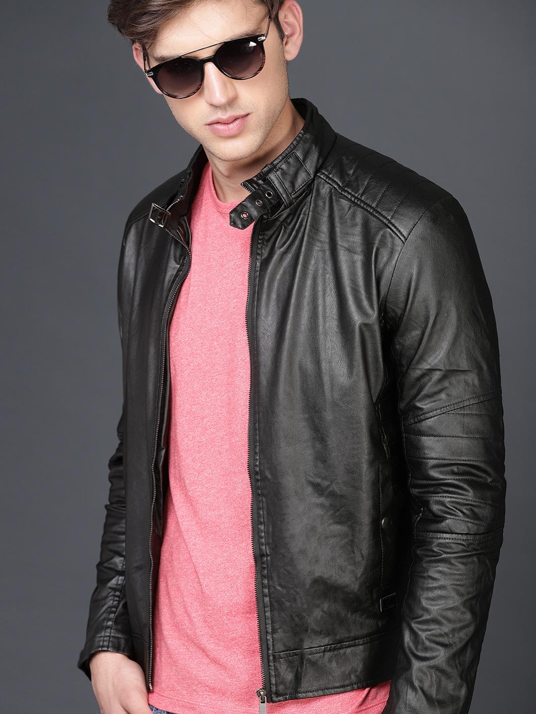 99abdc422efe Jackets for Men - Shop for Mens Jacket Online in India