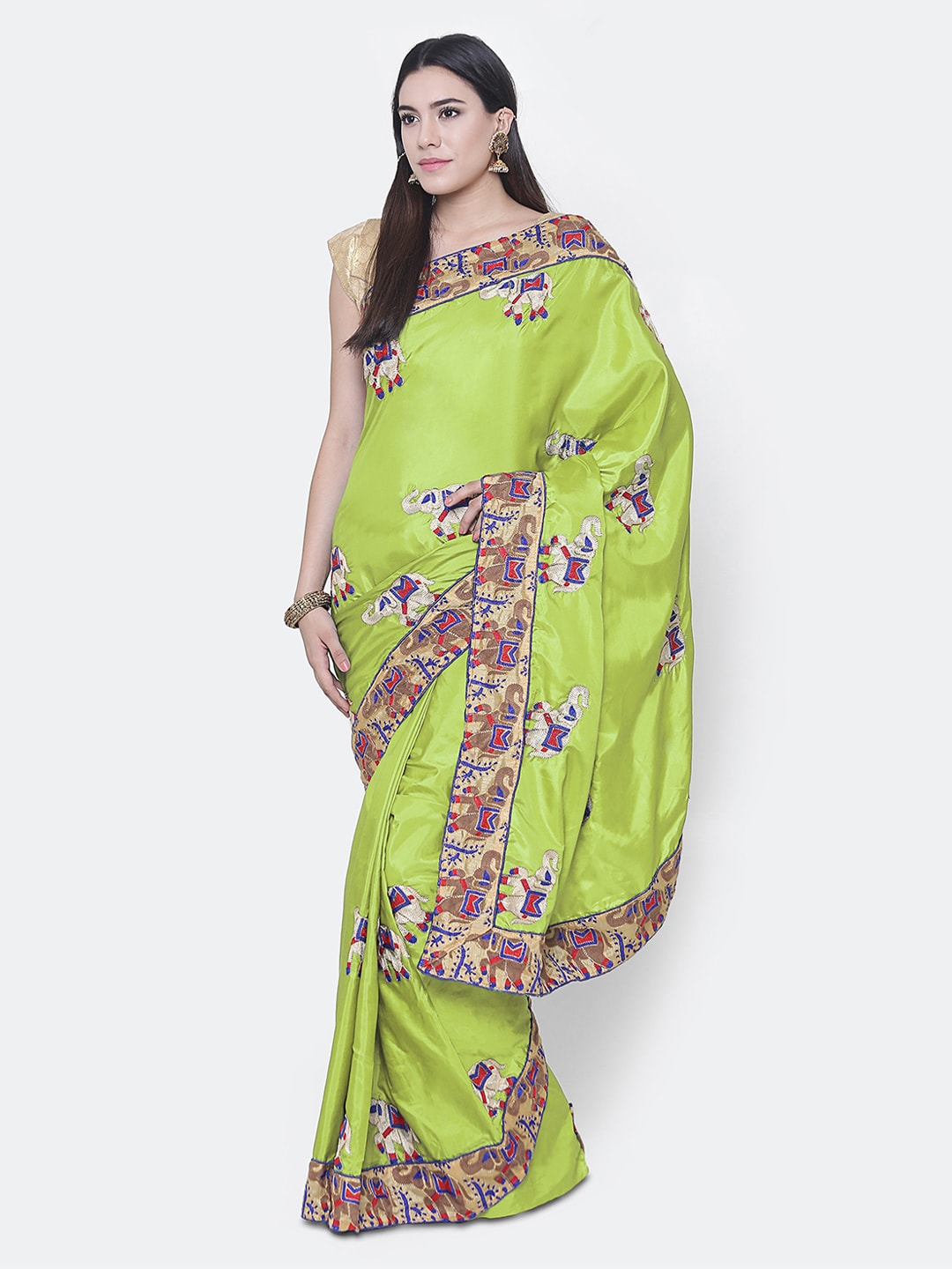 03d3a4d6f57a68 Chhabra 555 Sarees - Shop for Chhabra 555 Saree from Myntra Online