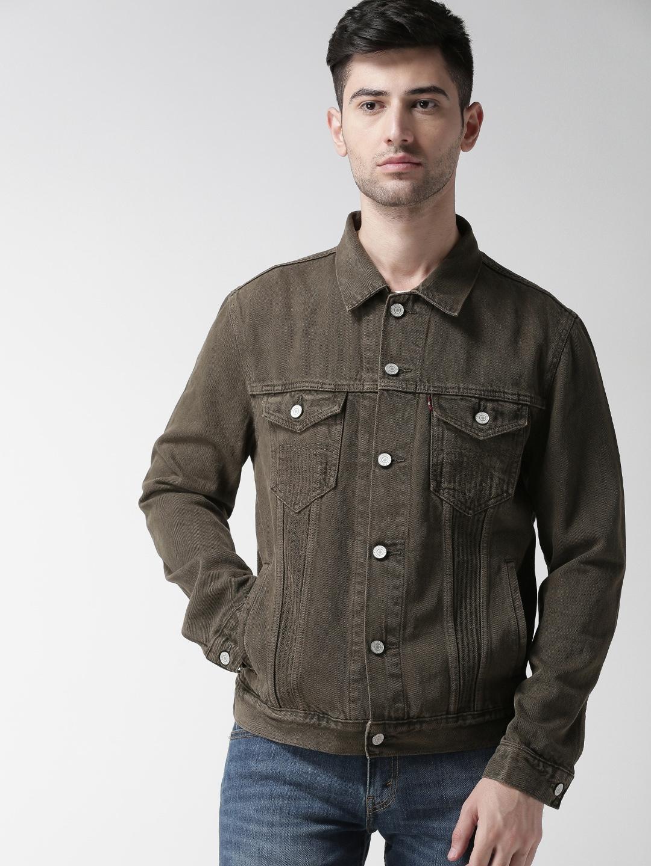Denim Jacket Buy Denim Jacket Online Myntra