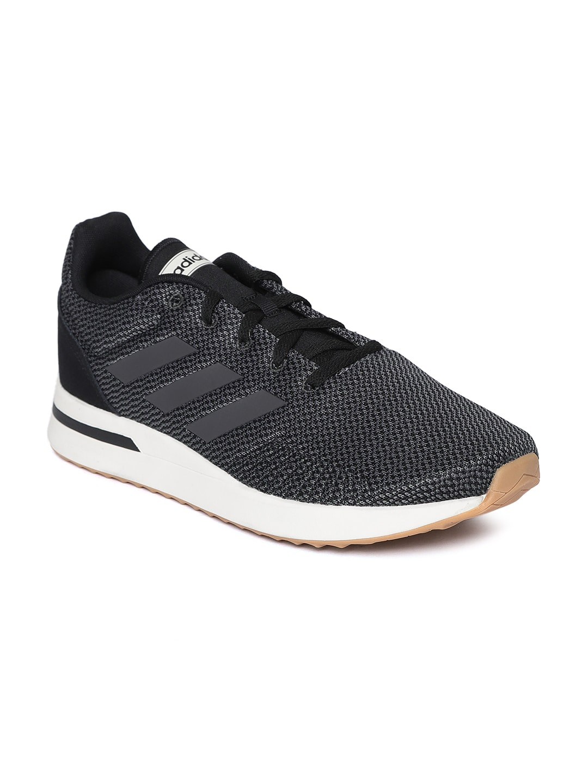 Run70s Unisex Adidas Running ShoeBlack gYbf7I6yv