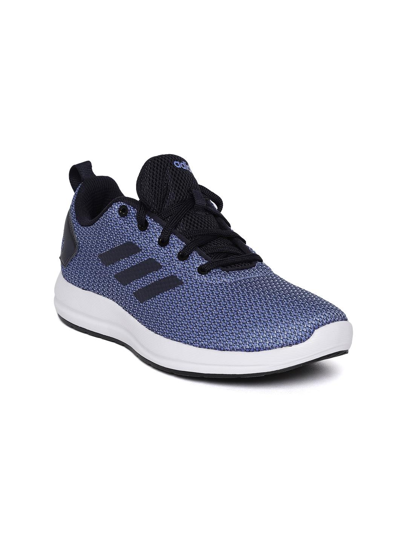 fashion buy best value ADIDAS Women Blue Adistark 3.0 Running Shoes