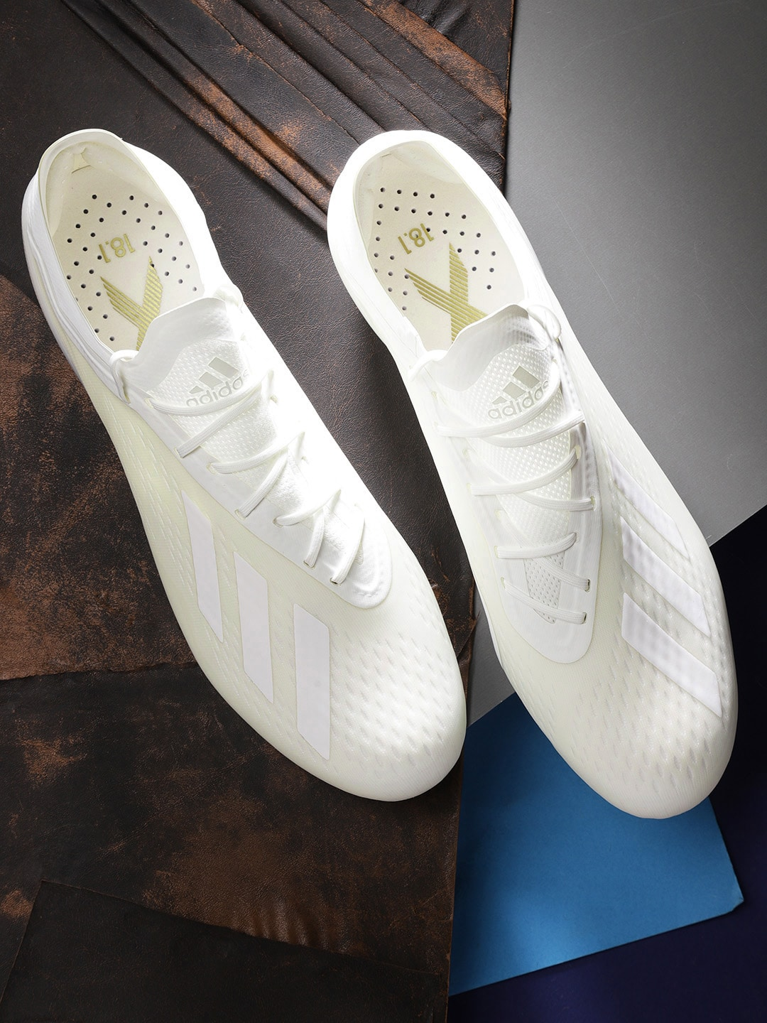 premium selection c1905 02fcd White Sports Shoes - Buy White Sports, Running Shoes Online in India
