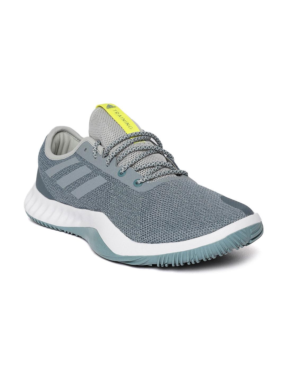 9d450231af3 ADIDAS Men Green CRAZYTRAIN LT Training Shoes