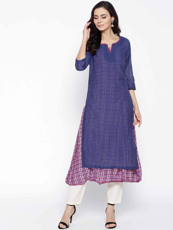 7ea7d1909364 Ladies Kurtas - Buy Kurtas for Women Online in India