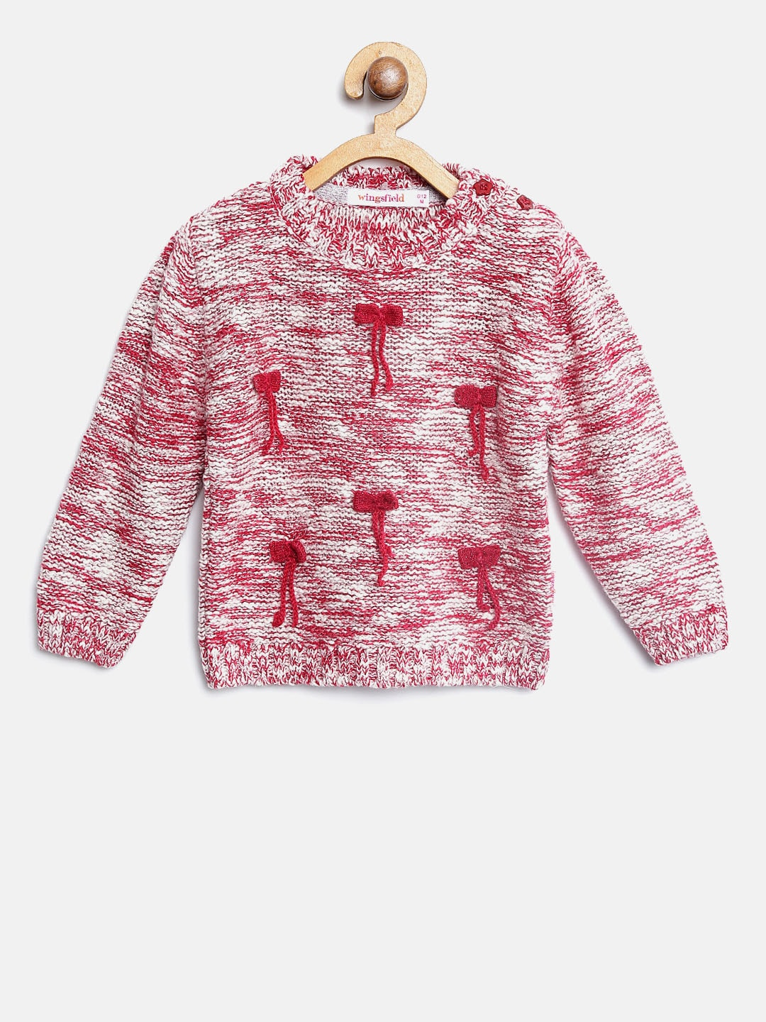 d74891cf2d74 Girls Sweaters - Buy Girls Sweaters online in India