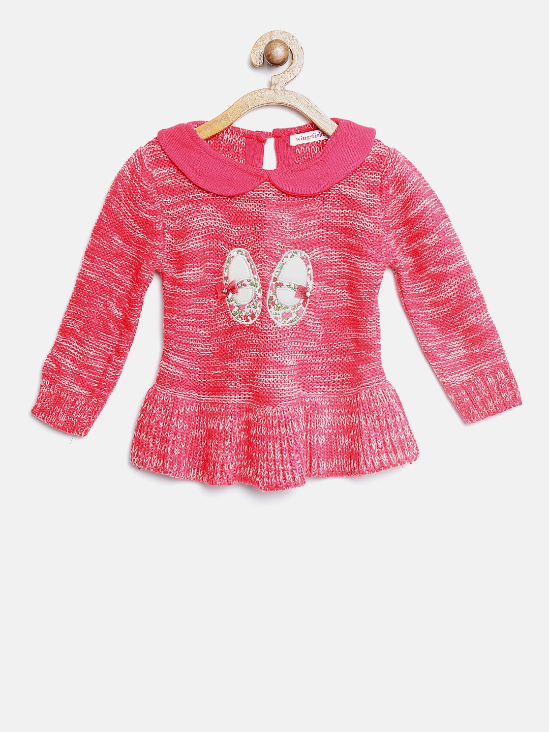 9752b0924e3e Girl s Sweaters - Buy Sweaters for Girls Online in India