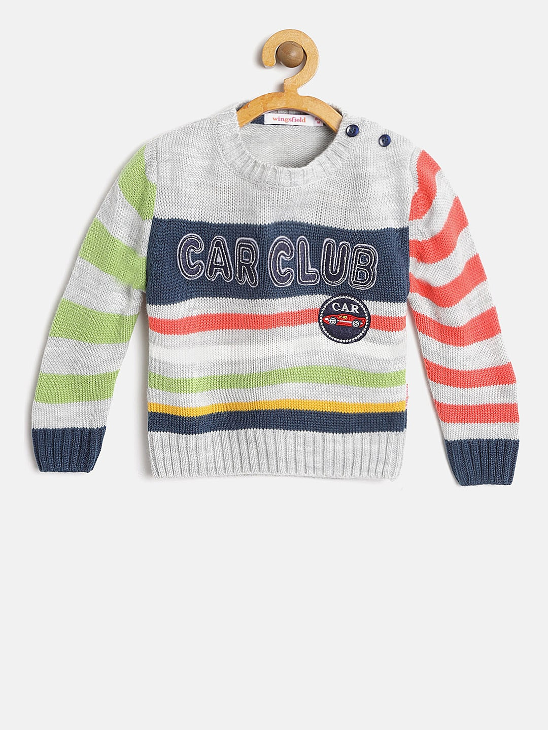 920f070be Girl's Sweaters - Buy Sweaters for Girls Online in India   Myntra