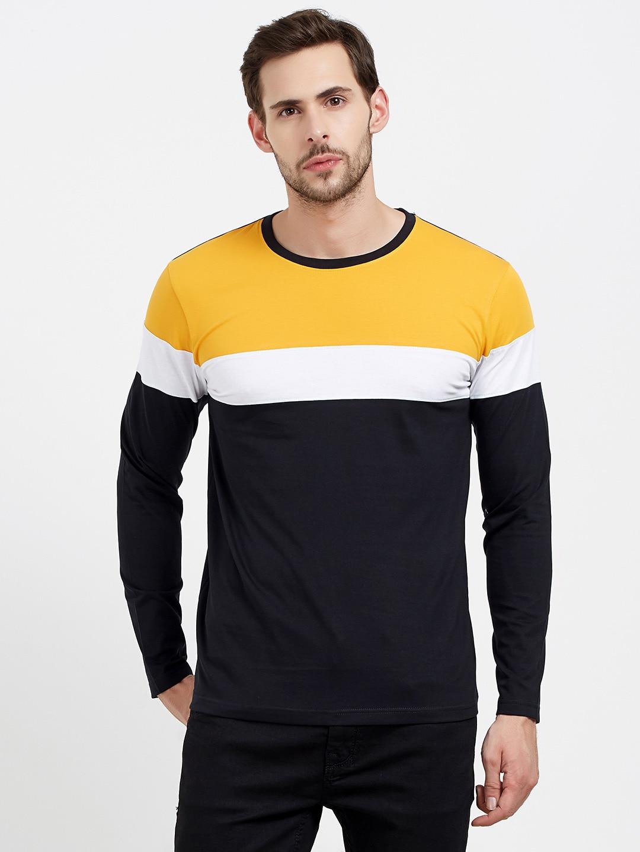 c5894dbc Long Neck Tshirt - Buy Long Neck Tshirt online in India