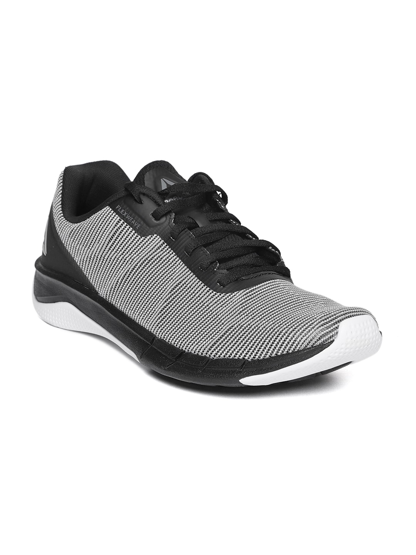 dcbefcd85390b8 Reebok Men Black Shoes Sports - Buy Reebok Men Black Shoes Sports online in  India