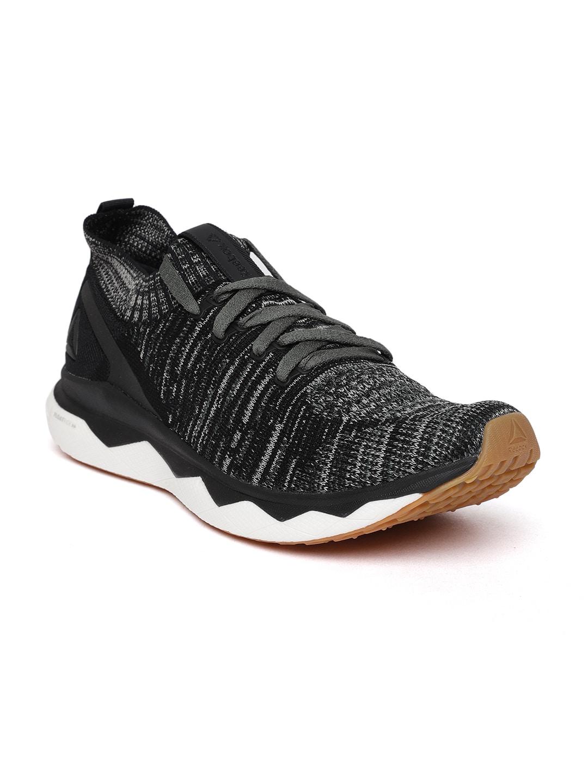 f73843560b17 Reebok Men Black Shoes Sports - Buy Reebok Men Black Shoes Sports online in  India