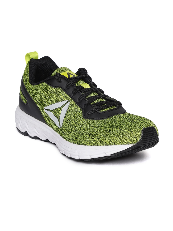reputable site f8743 5b312 Fluorescent Green Sports Shoes - Buy Fluorescent Green Sports Shoes online  in India