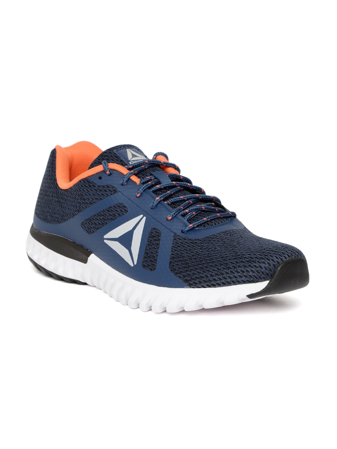 5749d5f0238 Reebok Navy Blue Blue Sports Shoes - Buy Reebok Navy Blue Blue Sports Shoes  online in India