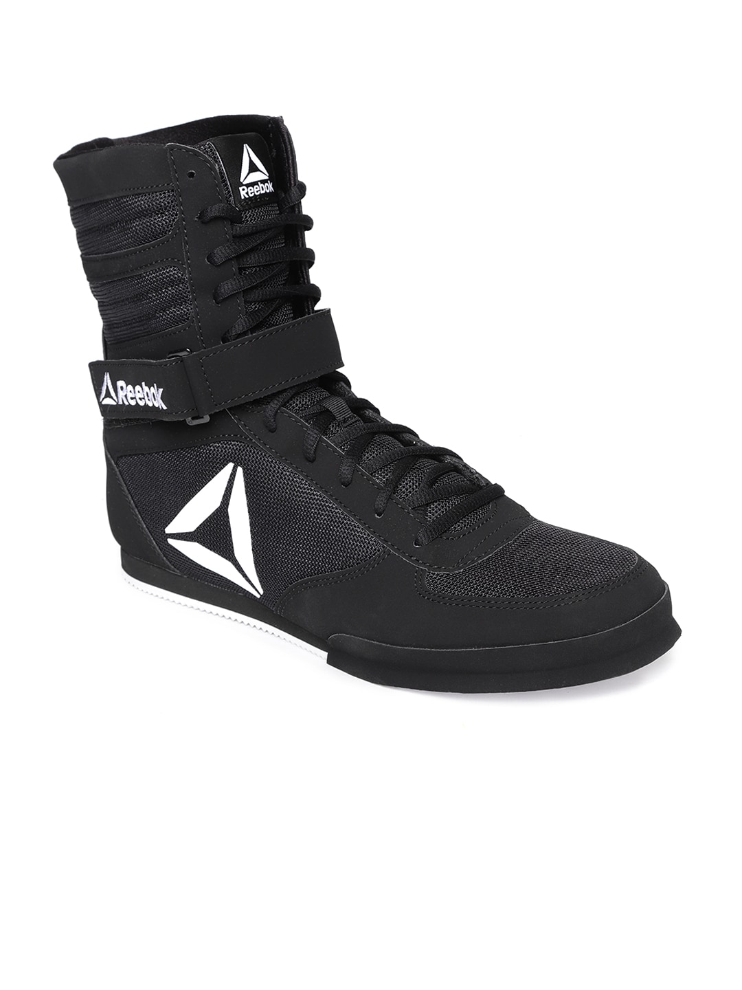 Reebok Men's Boxing Boot Buck Shoes