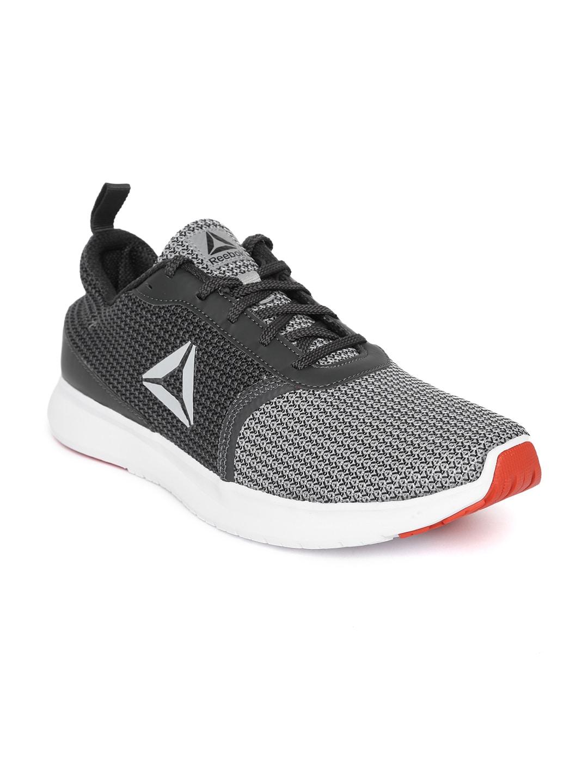 Reebok Men Grey Running Shoes f3b569f70