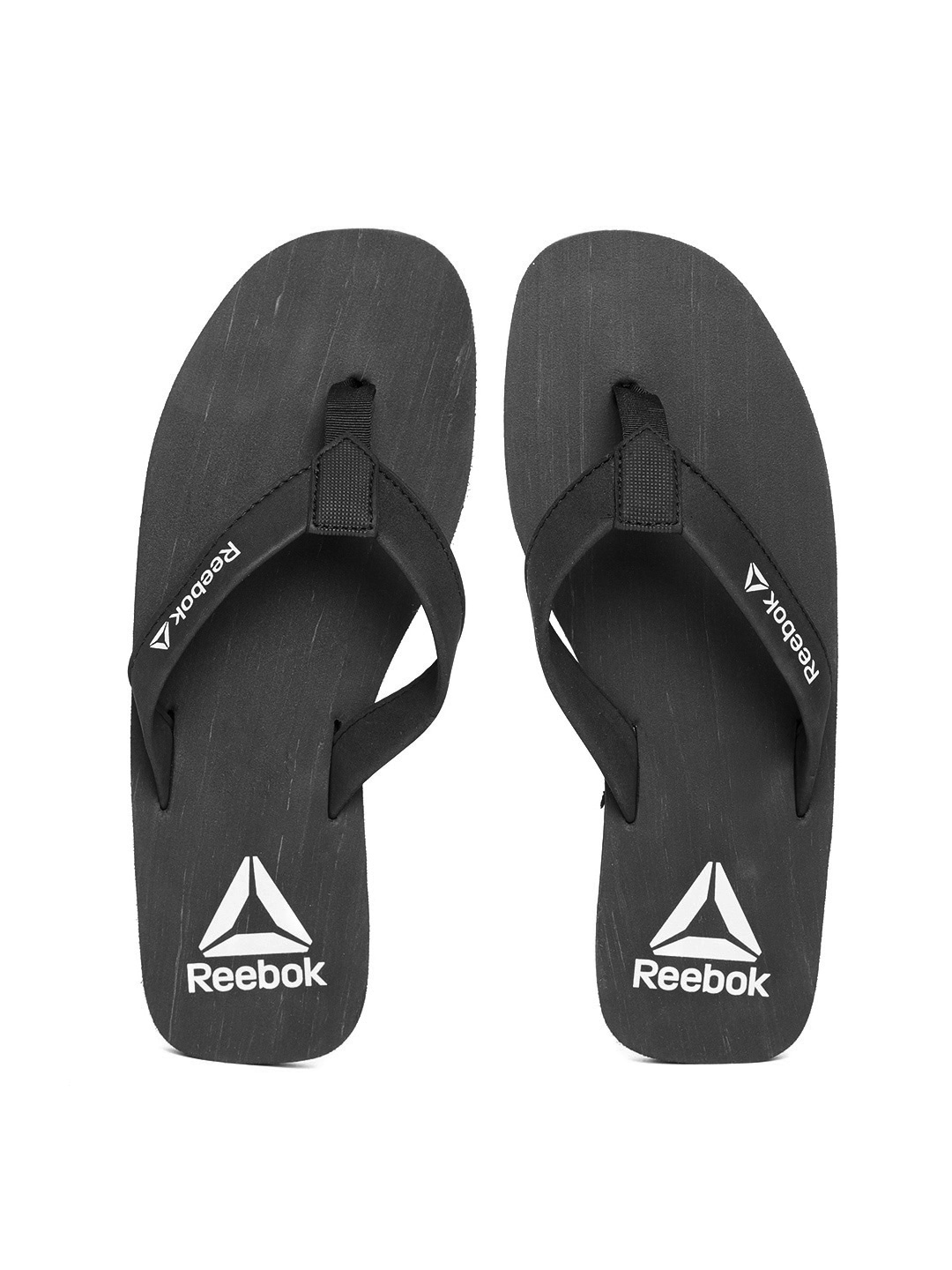 4be4c88f664f Reebok Flip Flops Black - Buy Reebok Flip Flops Black online in India