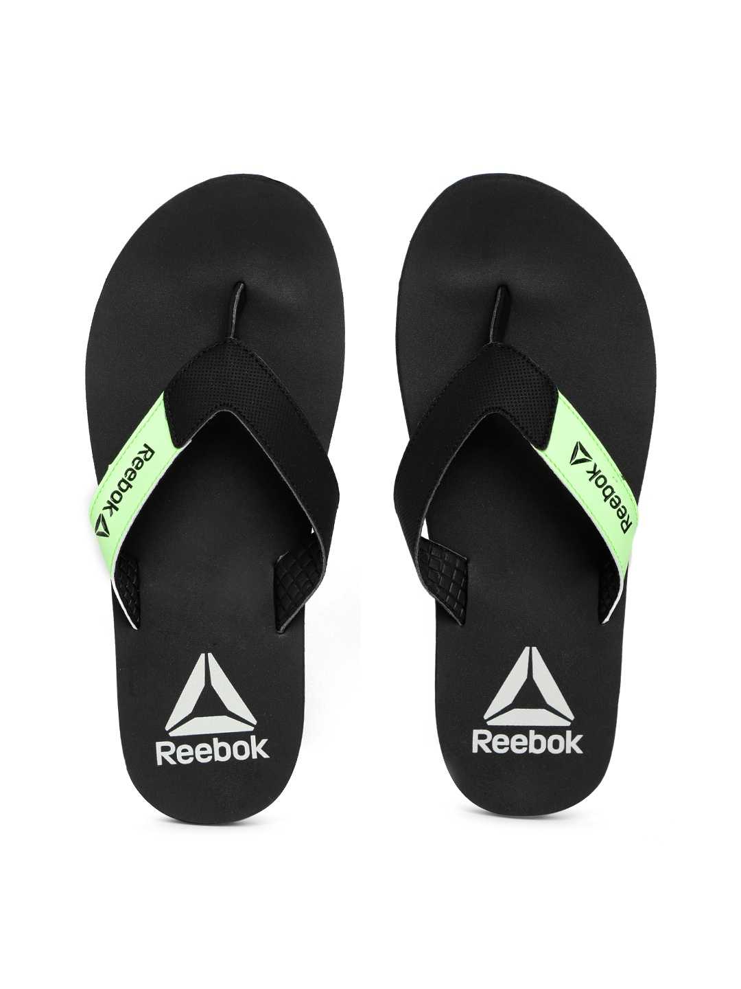 214c75ba0dbd4 Men Sports Reebok Flip Flops - Buy Men Sports Reebok Flip Flops online in  India