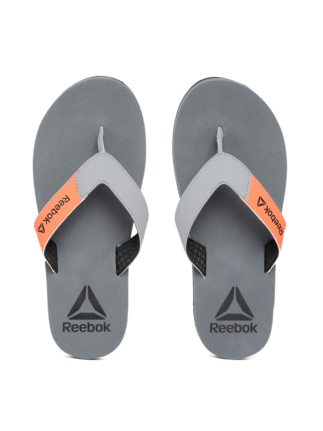 4cf35009105c Reebok The Pump Flip Flops - Buy Reebok The Pump Flip Flops online in India