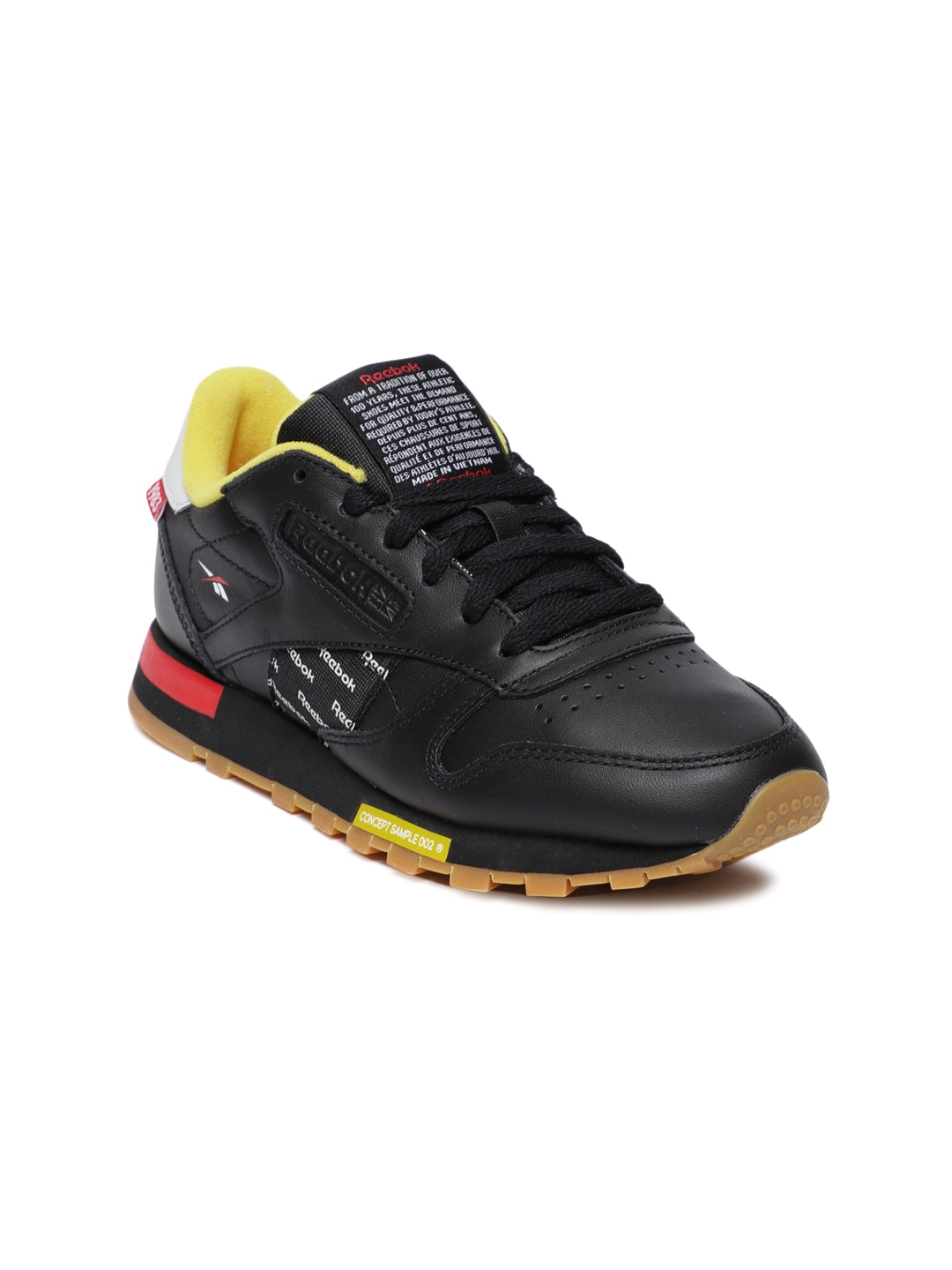 c79dbff4b207 Reebok Leather Shoes - Buy Reebok Leather Shoes online in India