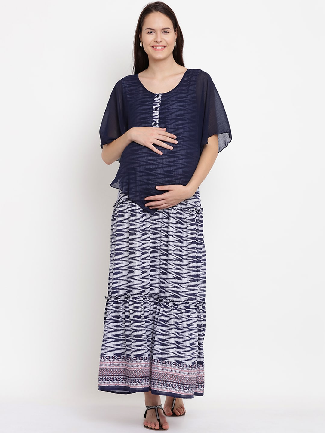 3f9af2f18732 Maxi Skirts Nightdress Maternity Dresses - Buy Maxi Skirts Nightdress Maternity  Dresses online in India