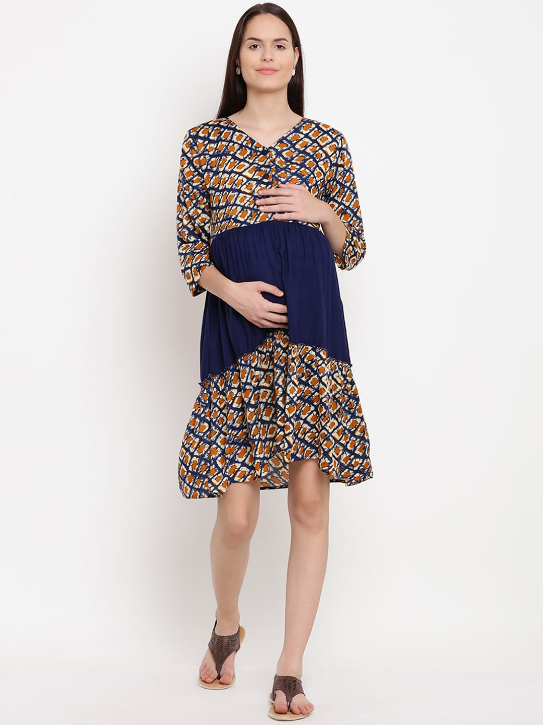 639f151be40f Maternity Dresses - Buy Pregnancy Dress Online in India