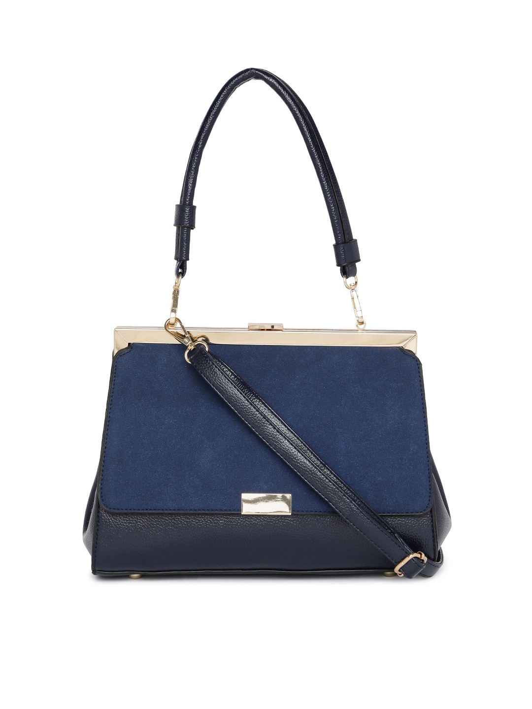 Code By Lifestyle Solid Handbags Online In India