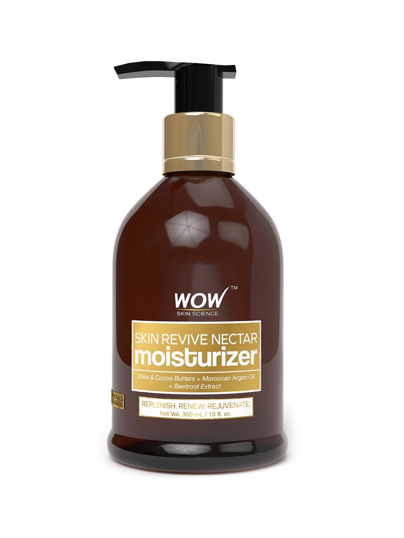 WOW SKIN SCIENCE Unisex Skin Revive Nectar Moisturiser 300 ml