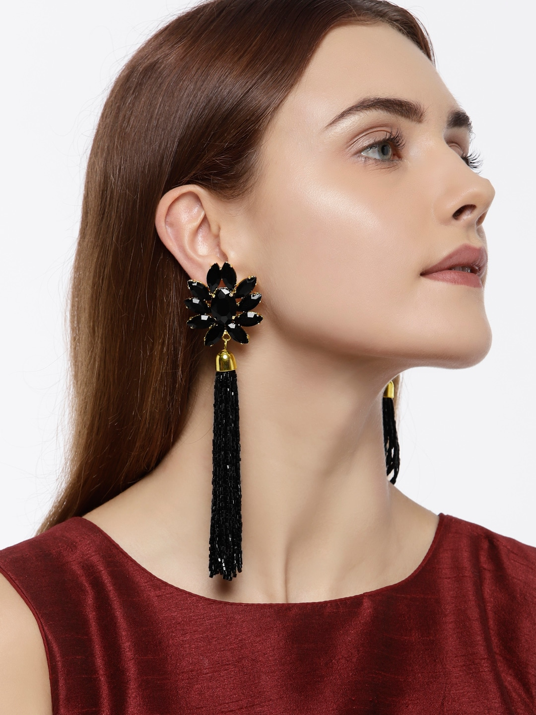 Earrings Buy Earring For Women Girls Online In India Myntra