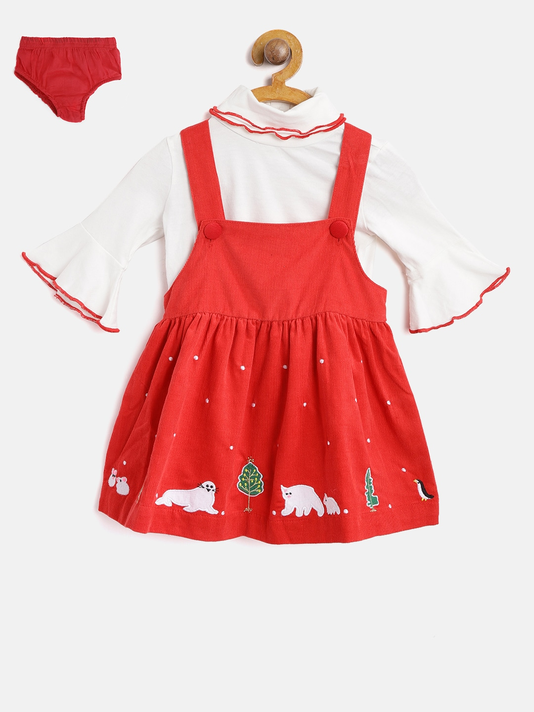 a03294bf449 Clothes For Girls- Buy Girls Clothes online in India