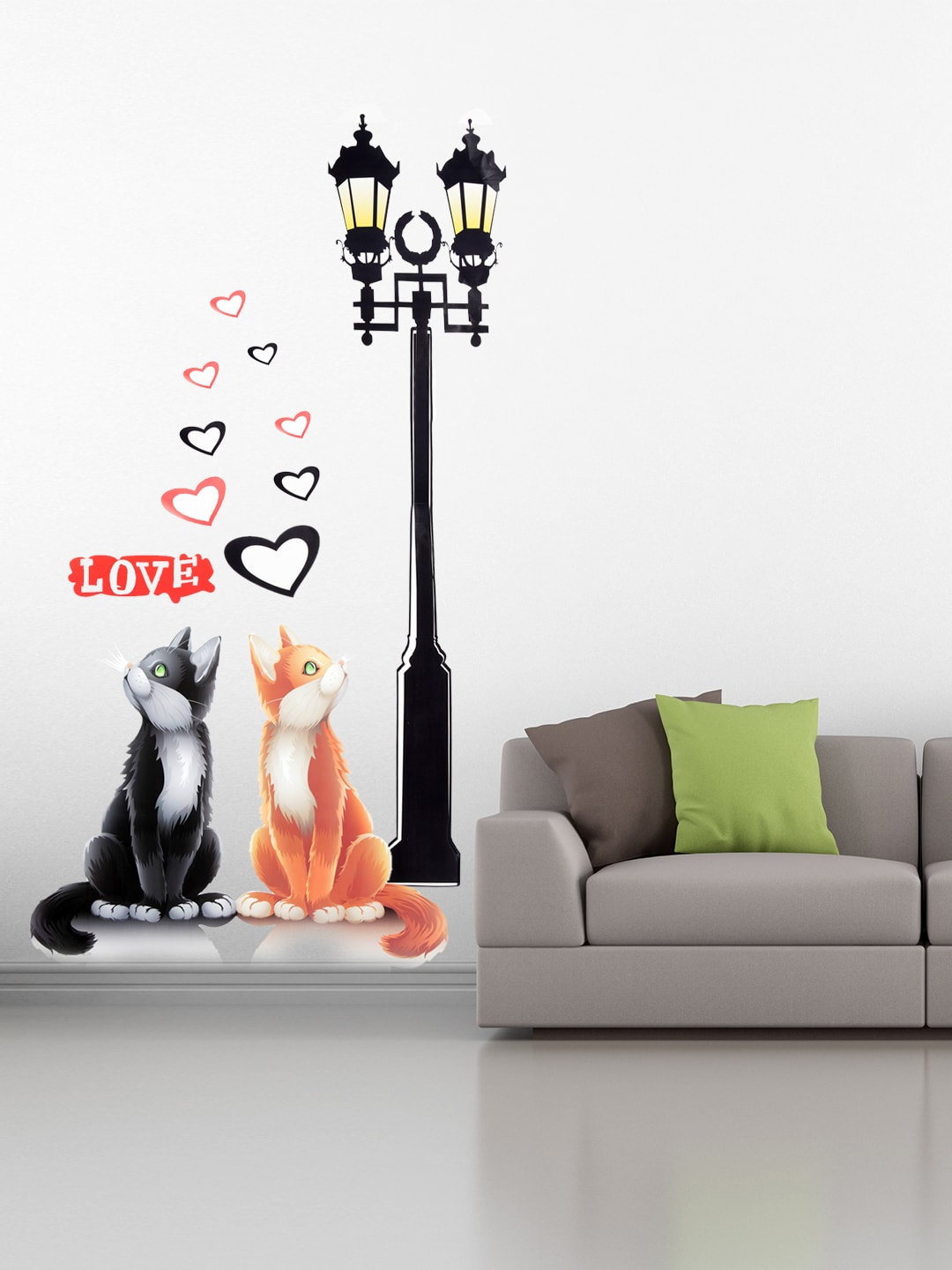 Wall stickers decals buy wall decals sticker online myntra