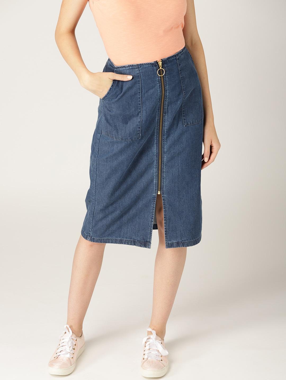 3b0e912df0 Denim Skirt Online India – DACC
