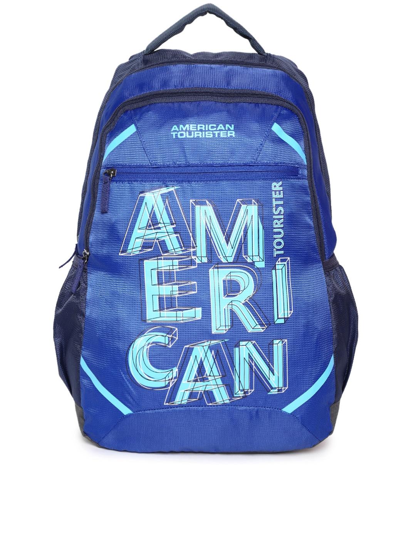 American Tourister Bag Buy From Myntra Blue Corner Classic Lightweight Duffel Navy