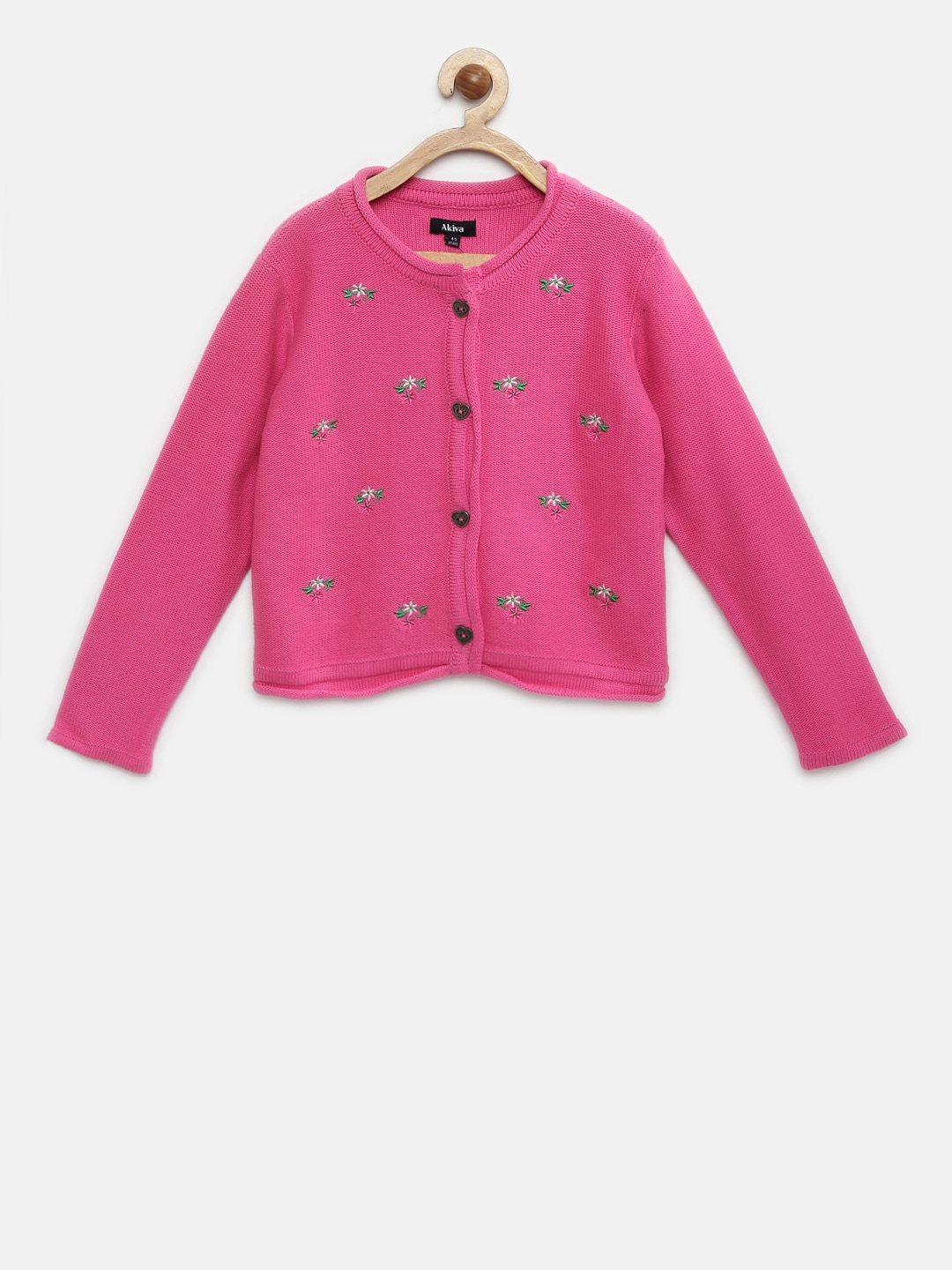 8d7038fcee48 Girl s Sweaters - Buy Sweaters for Girls Online in India