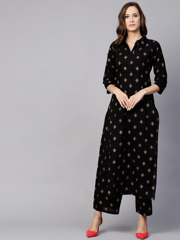 ac498464c Black Salwar Suit