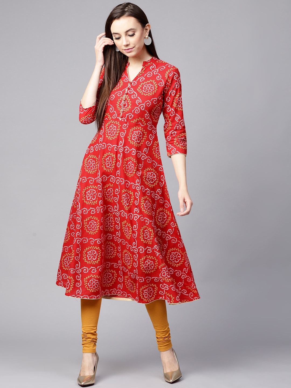fb4a464fd20 Cotton Kurtas - Buy Cotton Kurta Online in India