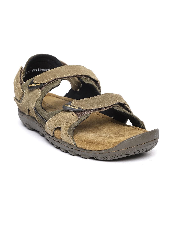 Suede Sandals Men Proplanet Khaki Comfort Woodland 43jLR5A