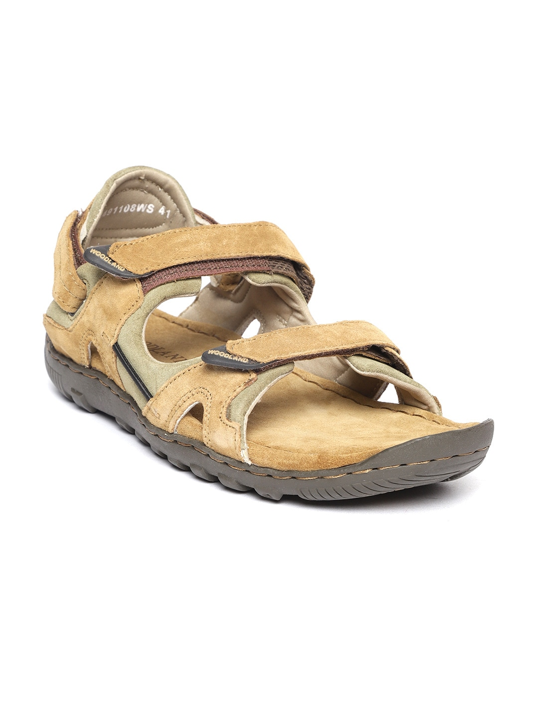 462e1131f58 Woods By Woodland Sandal - Buy Woods By Woodland Sandal online in India