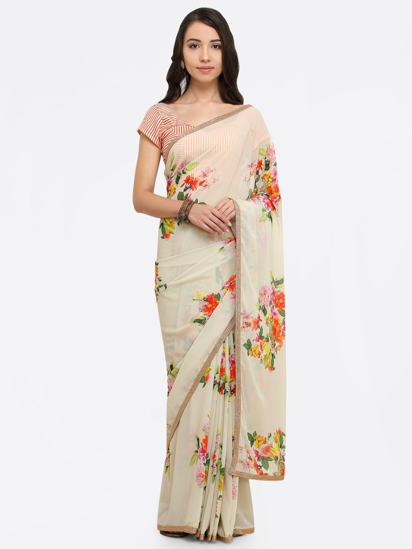 e2720db8f9486a Designer Sarees Printed Saree Traditional - Buy Designer Sarees Printed  Saree Traditional online in India
