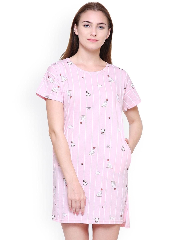 3b95cf57713b Sleep Shirts - Buy Sleep Shirts online in India