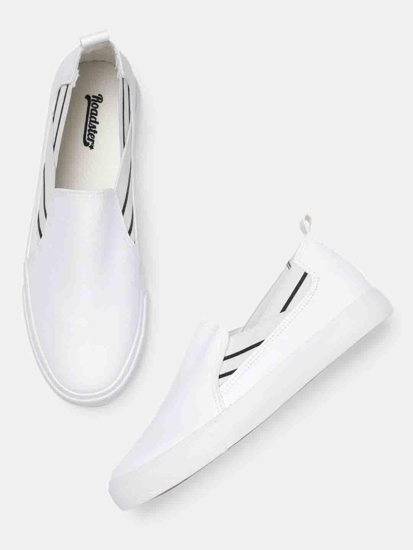 23986a56e Slip-on Shoes - Buy Slip-ons for Men   Women Online - Myntra